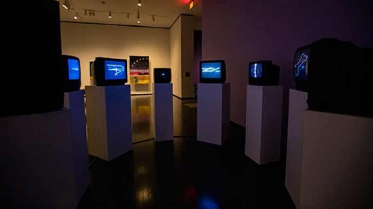 PARTICLE + WAVE: Exhibition